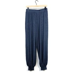 Intimately Free People Side Slit Jogger Pants Sm